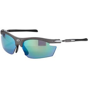Rudy Project Rydon Slim Glasses carbon/polar3FX HDR multilaser green